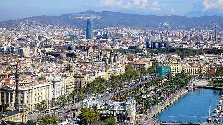 Más Gente - Barcelona sin poner los pies en el suelo