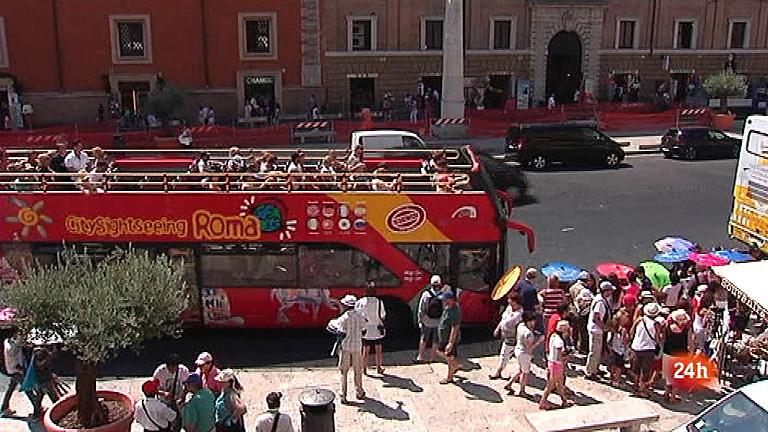 El turismo en Italia cae un 10% en lo que va de año