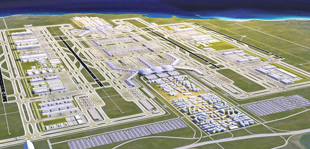 Turqu&iacute;a construir&aacute; el mayor aeropuerto del mundo en Estambul
