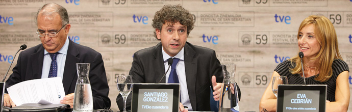 TVE apuesta por el cine con el compromiso de financiar 90 proyectos