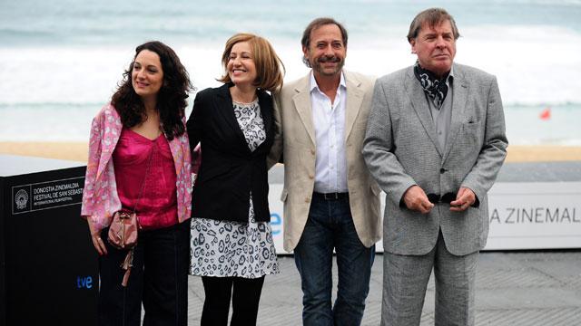 Con el festival de San Sebastián ha vuelto a quedar demostrado que TVE forma parte del paisaje de todos.