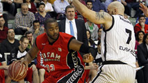 Ir al Video UCAM Murcia 77-80 Uxué Bilbao Basket