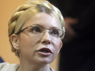 Ver vídeo  'Ucrania ha condenado a siete años de prisión a la exprimera ministra Yulia Timoshenko por abuso de poder'