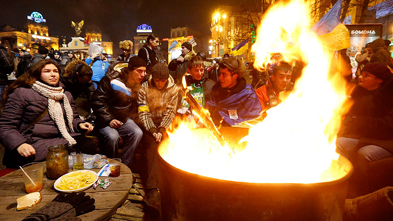 Ucrania y Rusia firmarán acuerdo comercial el 17 de diciembre
