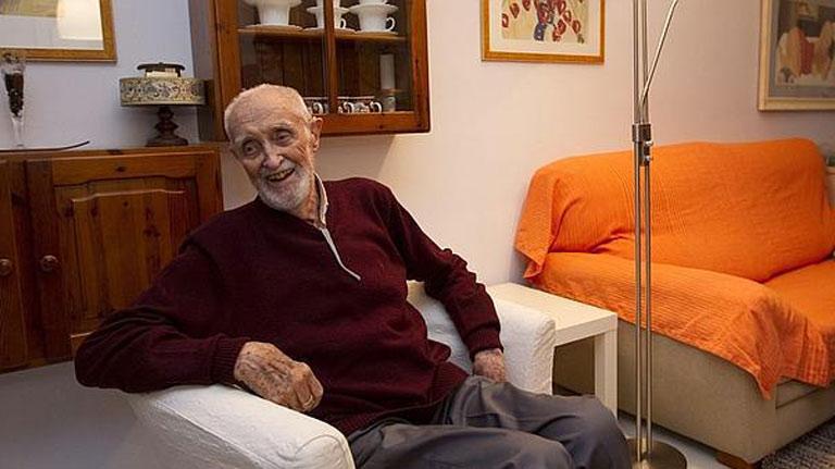 Última entrevista de Sampedro en TVE