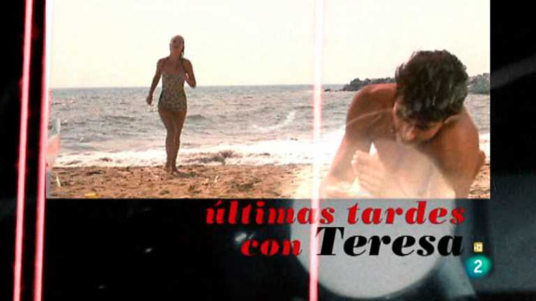 Versi&oacute;n espa&ntilde;ola - &Uacute;ltimas tardes con Teresa
