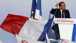 Ver vídeo  'Último día de campaña electoral en Francia'