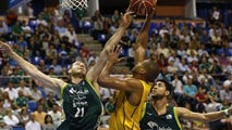 El Unicaja de M&aacute;laga se ha llevado la victoria por un ajustado 67-65 al Herbalife Gran Canaria.