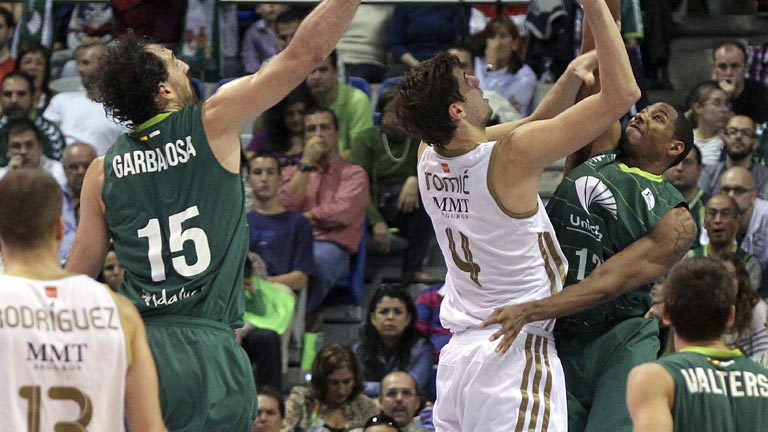 Unicaja 80-96 Real Madrid