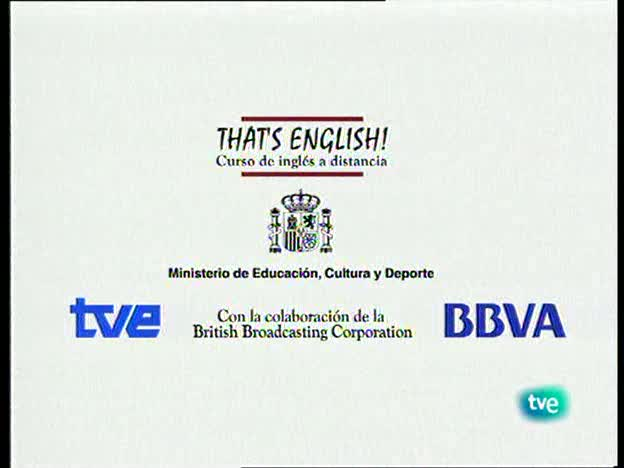 That's English - Llamar al servicio de reparación de averias 1