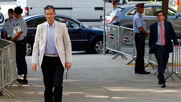 Urdangarin y Torres declaran hoy como testigos por los correos personales divulgados