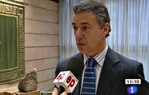 """Ver v?deo  'Urkullu pide que se condene el atentado """"dejando al margen las valoraciones políticas""""'"""