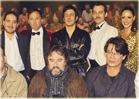 'Urtain', el éxito teatral de la compañía Animalario, se rueda para Estudio 1