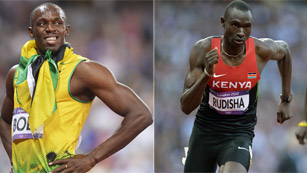 Ver vídeo  'Usain Bolt y David Rudisha protagonizan una jornada memorable en el estadio olímpico'