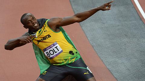 """Ver vídeo  'Usain Bolt no cree que haya entrado en la leyenda: """"Solo es un paso más""""'"""