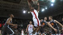 Ir al Video Uxue Bilbao Basket 100-90 CAI Zaragoza