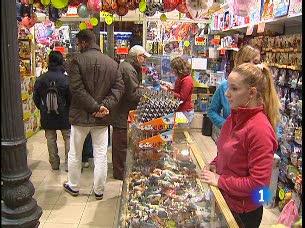 Ver v?deo  'En lo que va de año, se han retirado del mercado español más de 230.000 juguetes'