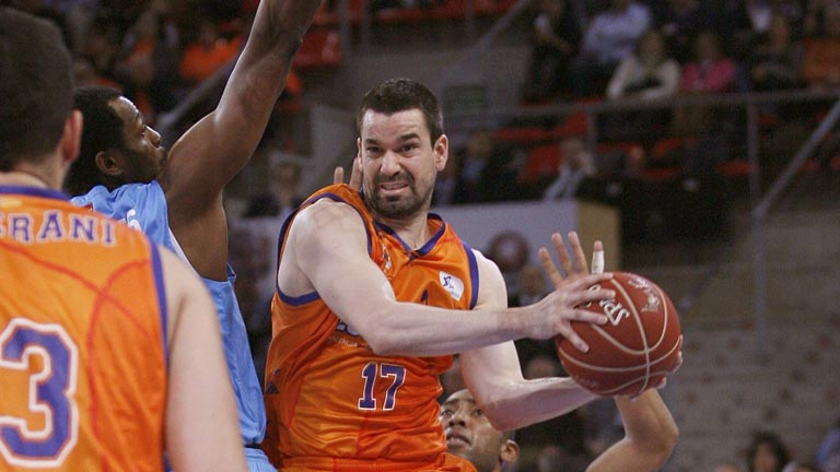 El Valencia Basket acaba con el sue&ntilde;o copero del Estudiantes