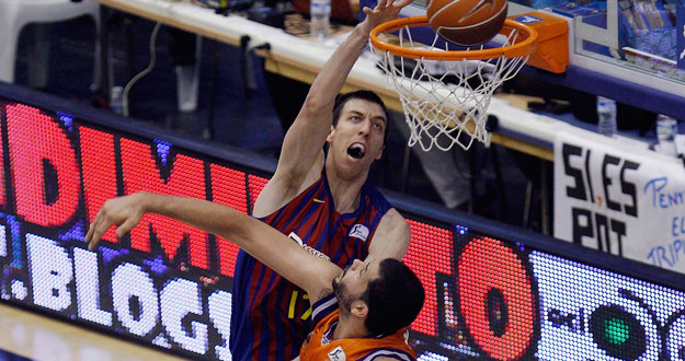 VALENCIA BASKET / REGAL BARCELONA