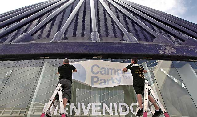 Valencia, lista para recibir a cerca de 6.000 'campuseros'