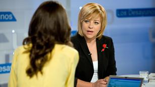 Ver vídeo  'Valenciano insta al PP a revelar el nombre que propuso para RTVE'