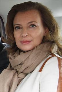 Valérie Trierweiler se ha convertido en la octava primera dama de la V República francesa.