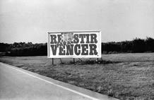 Valla Resistir, 1991 (PhotoEspaña 2012)