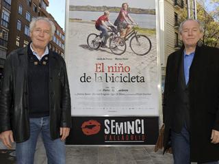 Ver vídeo  'Valladolid volcada en su festival de cine Seminci'