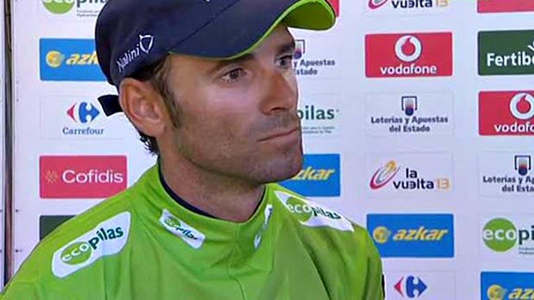 """Valverde: """"En el Angliru tienes que ponerte un ritmo y olvidarte de los demás"""""""