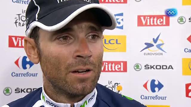 """Valverde: """"Llevo mucho tiempo esperando esta victoria"""""""