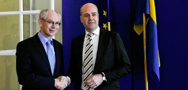 Van Rompuy anuncia una cumbre informal para finales de mayo