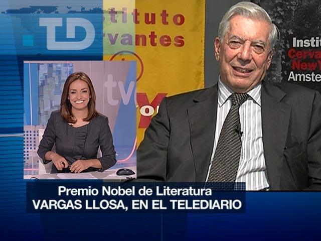 Entrevista íntegra a Mario Vargas Llosa en TVE