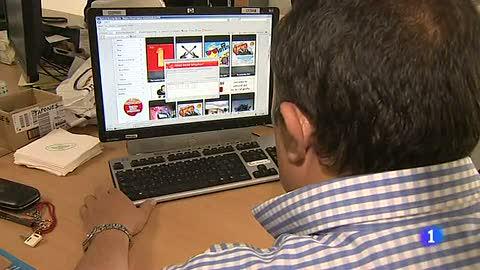 Ver vídeo  'Varias denuncias por timos a través de internet'
