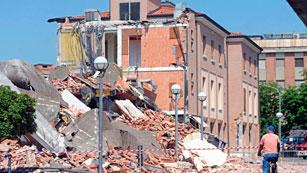 Ver vídeo  'Varias réplicas en el terremoto del norte de Italia'