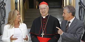 El Vaticano solo escuchó al Gobierno sobre el Valle de los Caídos