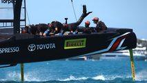 Vela - 'America's Cup' Regatas 7 y 8, desde Bermuda