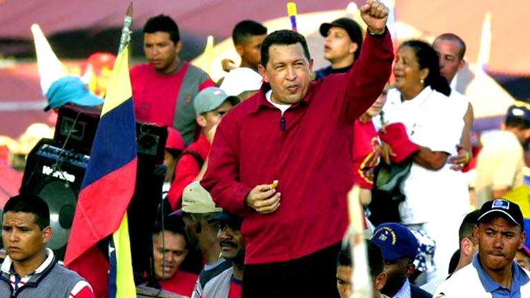 Los venezolanos reeligen a Chávez en 2006