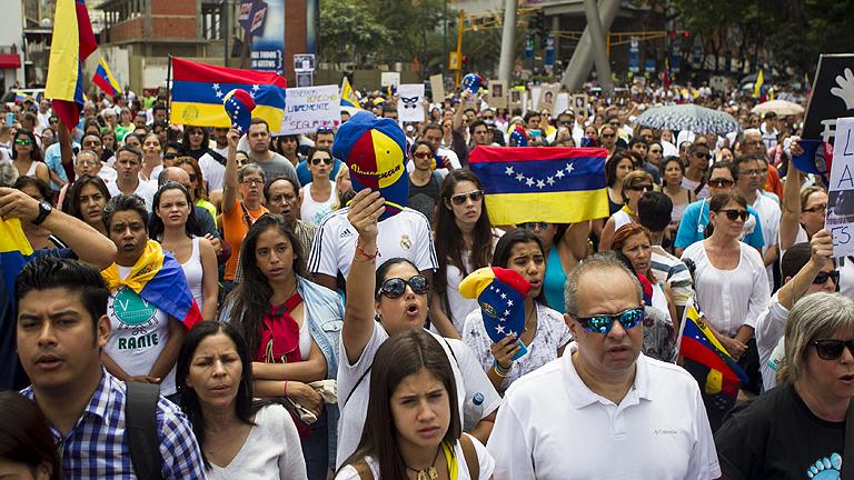 Venezuela eleva a 17 los muertos desde el comienzo de las protestas