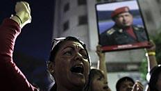 Venezuela llora a Chávez