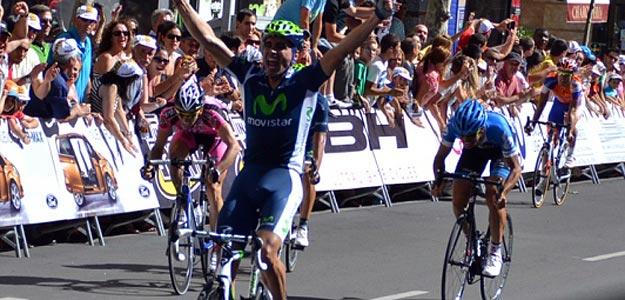 Ventoso, campeón nacional de ciclismo