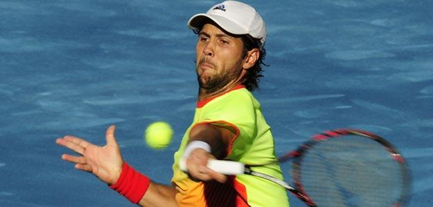 Fernando Verdasco ha terminado su andadura en el Madrid Open