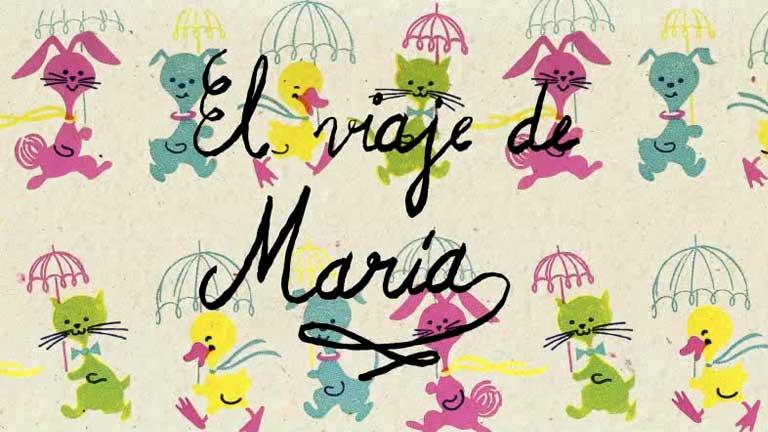Versión española: 'El viaje de María', un corto sobre el autismo, de Miguel Gallardo
