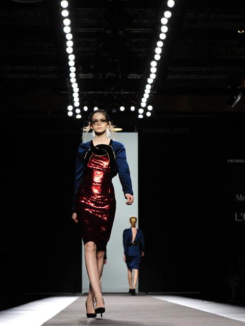 El vestido es la prenda estrella de la apuesta de Palacio