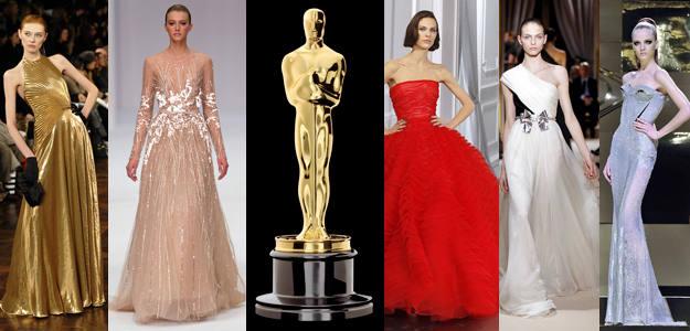 Vestidos de Oscar
