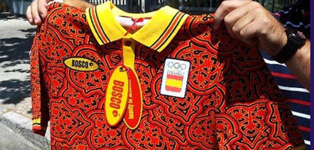 Así es la vestimenta de España para Londres 2012