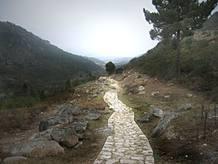 La Vía Nova, entre Astorga y Barga
