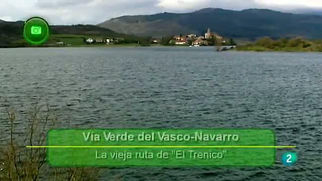 Agrosfera - En Clave Rural - Vía Verde del Vasco-Navarro