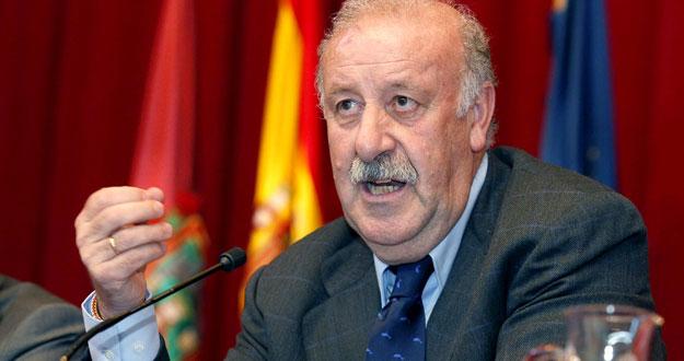 El seleccionador nacional, Vicente