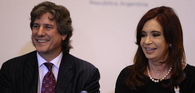 """El vicepresidente de Argentina cree que YPF era un """"cóctel explosivo"""""""