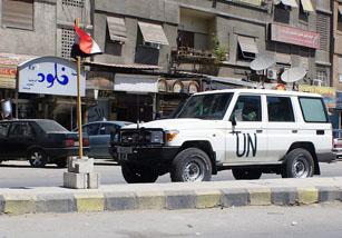 Ver vídeo  'El vicepresidente Sirio Faruk al Charah está en Siria según la televisión oficial'